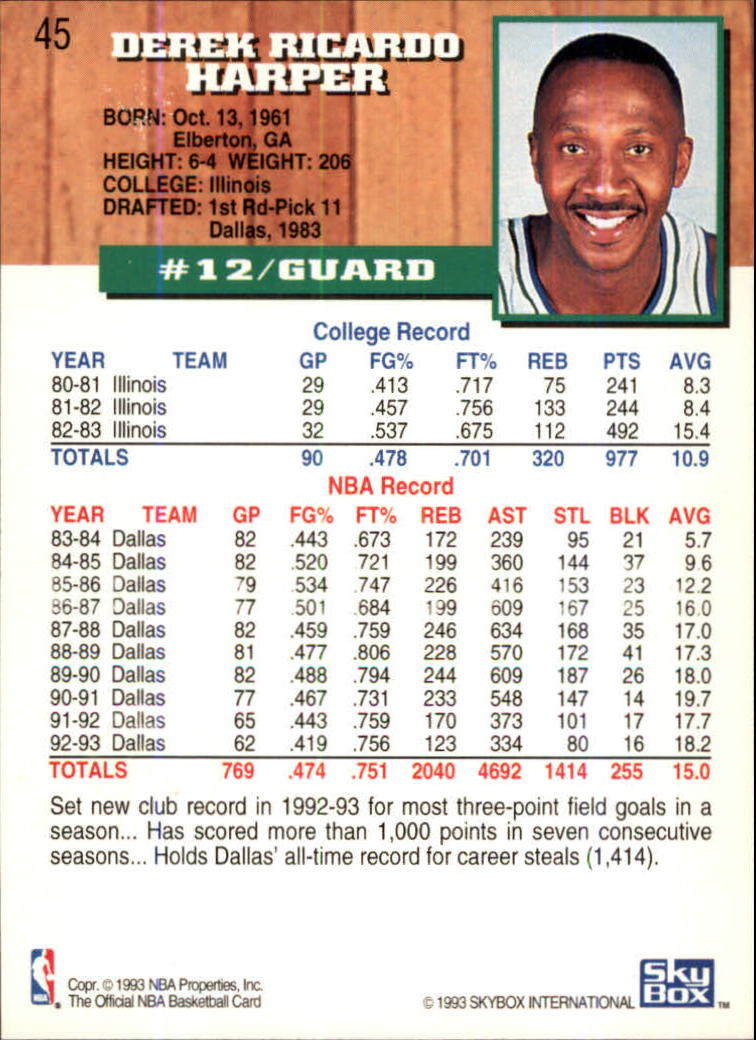 1993-94-Hoops-Fifth-Anniversary-Gold-Basketball-Cards-1-249-Pick-From-List thumbnail 57