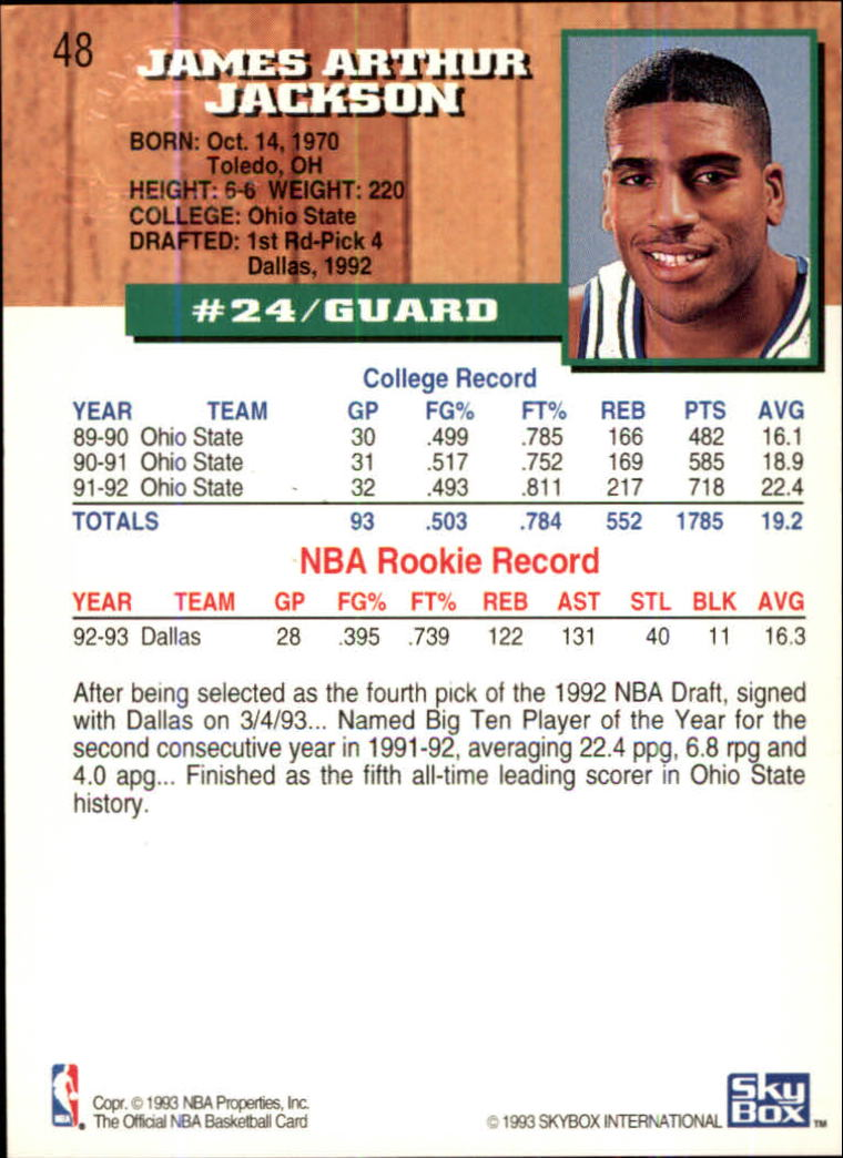 1993-94-Hoops-Fifth-Anniversary-Gold-Basketball-Cards-1-249-Pick-From-List thumbnail 61