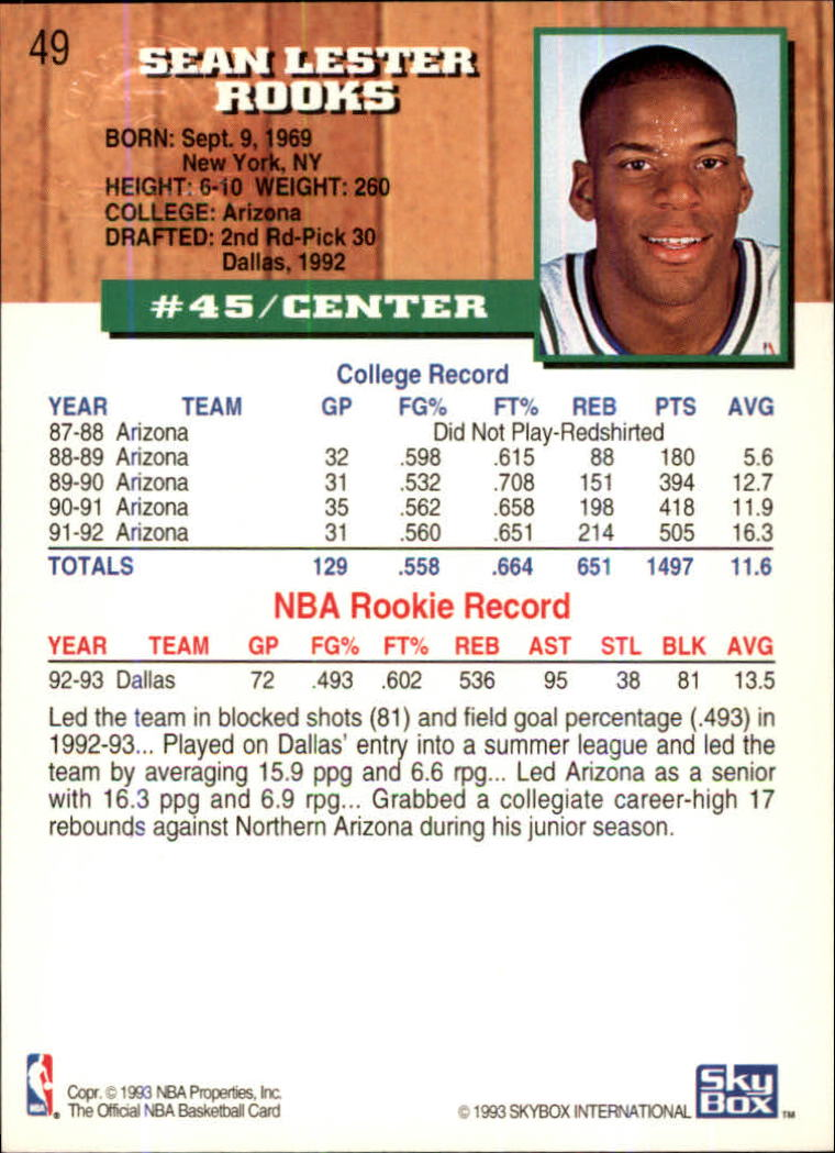 1993-94-Hoops-Fifth-Anniversary-Gold-Basketball-Cards-1-249-Pick-From-List thumbnail 63