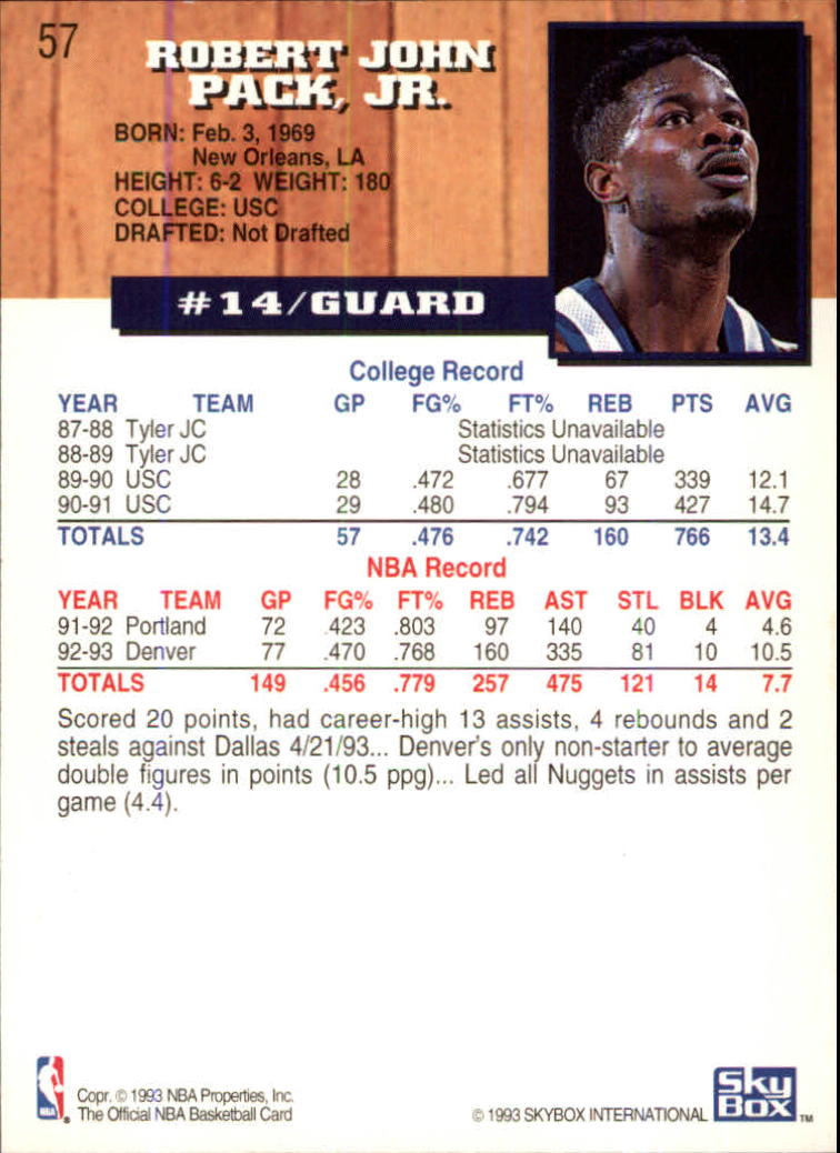 1993-94-Hoops-Fifth-Anniversary-Gold-Basketball-Cards-1-249-Pick-From-List thumbnail 71