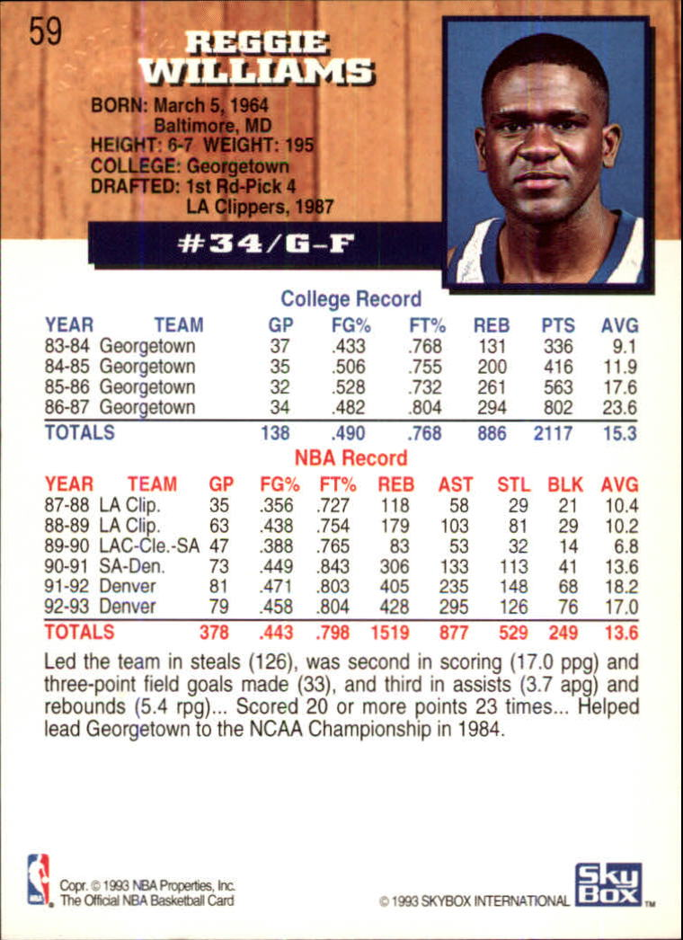 1993-94-Hoops-Fifth-Anniversary-Gold-Basketball-Cards-1-249-Pick-From-List thumbnail 75
