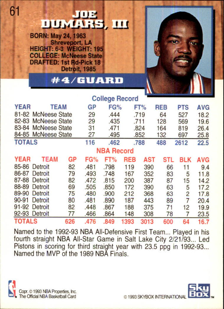 1993-94-Hoops-Fifth-Anniversary-Gold-Basketball-Cards-1-249-Pick-From-List thumbnail 77