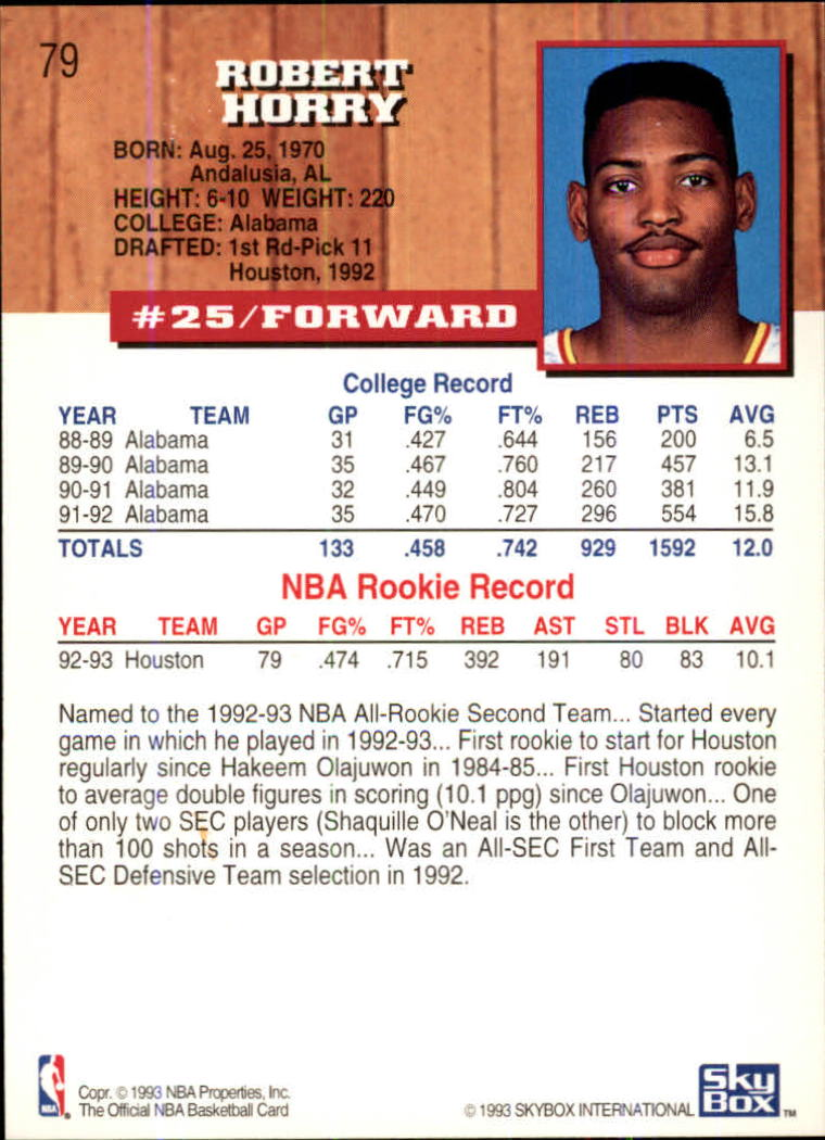 1993-94-Hoops-Fifth-Anniversary-Gold-Basketball-Cards-1-249-Pick-From-List thumbnail 101