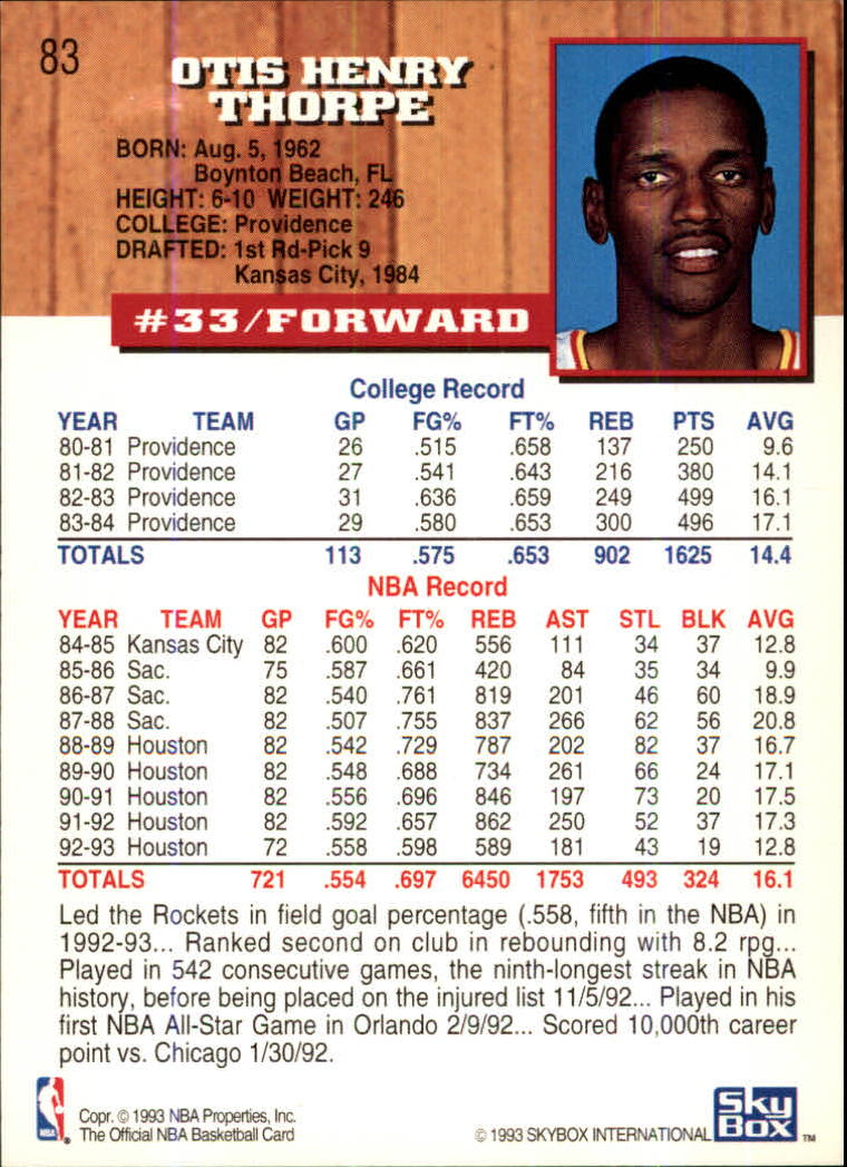 1993-94-Hoops-Fifth-Anniversary-Gold-Basketball-Cards-1-249-Pick-From-List thumbnail 107