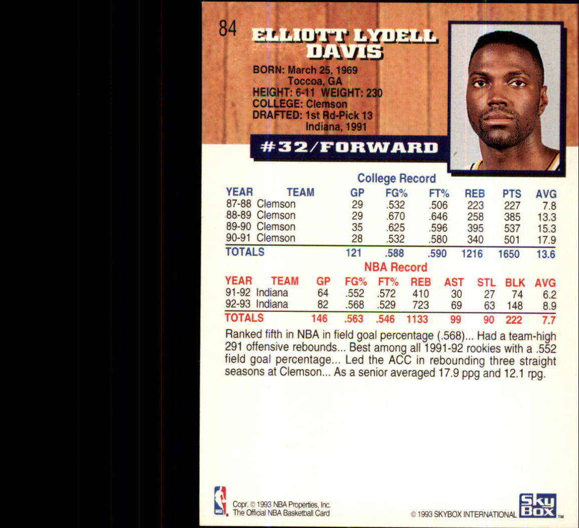 1993-94-Hoops-Fifth-Anniversary-Gold-Basketball-Cards-1-249-Pick-From-List thumbnail 109