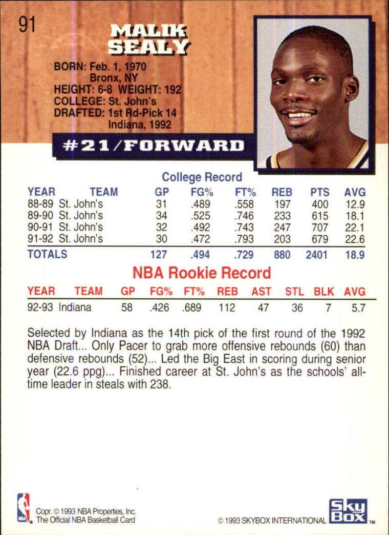 1993-94-Hoops-Fifth-Anniversary-Gold-Basketball-Cards-1-249-Pick-From-List thumbnail 119