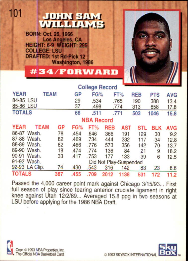 1993-94-Hoops-Fifth-Anniversary-Gold-Basketball-Cards-1-249-Pick-From-List thumbnail 131