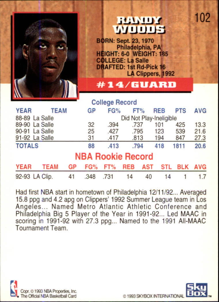 1993-94-Hoops-Fifth-Anniversary-Gold-Basketball-Cards-1-249-Pick-From-List thumbnail 133