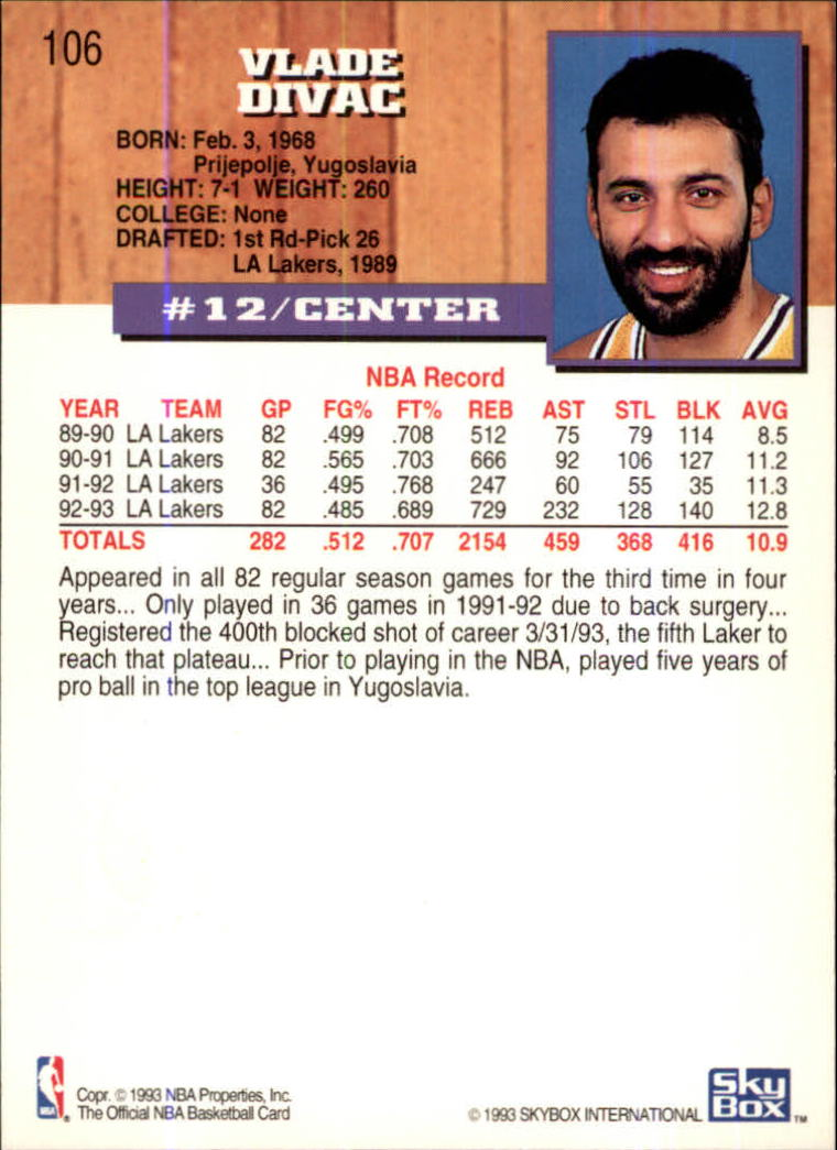 1993-94-Hoops-Fifth-Anniversary-Gold-Basketball-Cards-1-249-Pick-From-List thumbnail 139