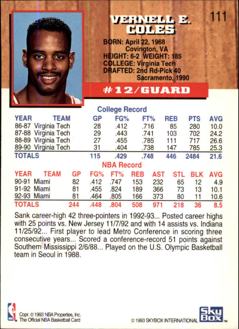 1993-94-Hoops-Fifth-Anniversary-Gold-Basketball-Cards-1-249-Pick-From-List thumbnail 149