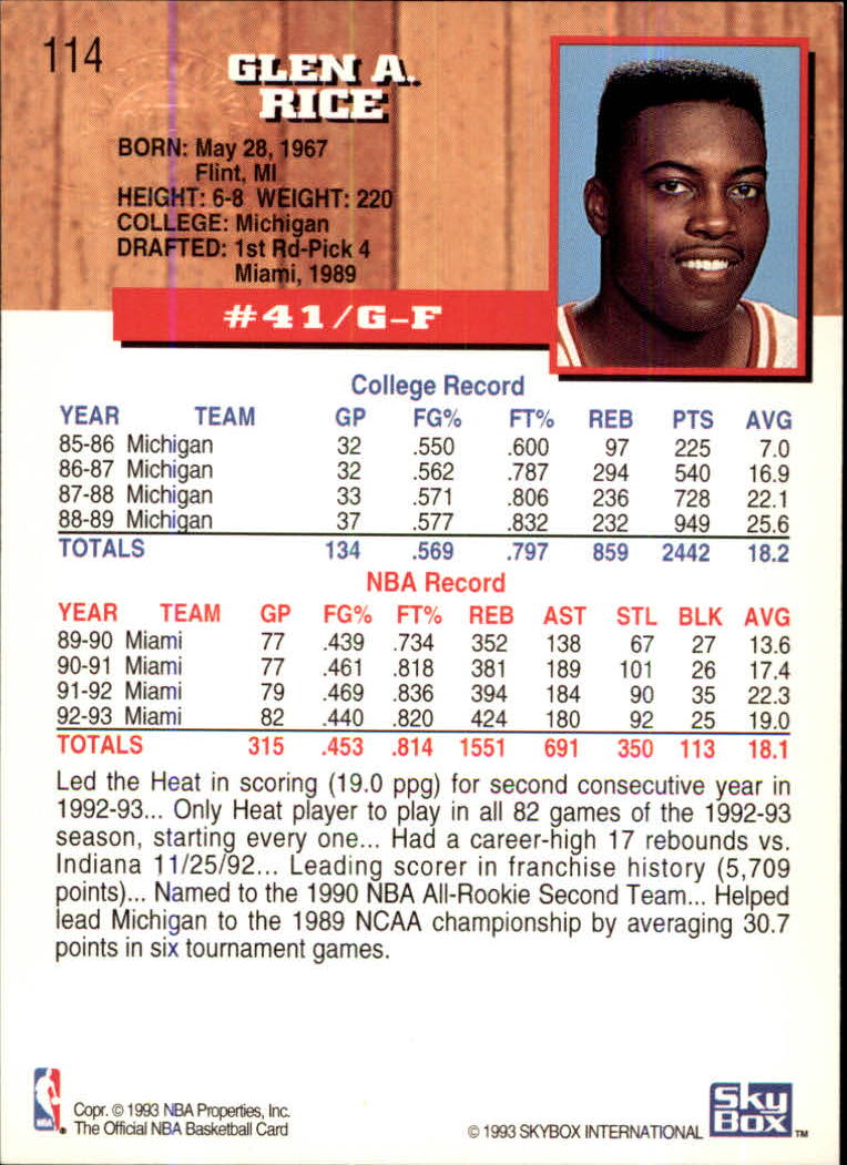1993-94-Hoops-Fifth-Anniversary-Gold-Basketball-Cards-1-249-Pick-From-List thumbnail 153