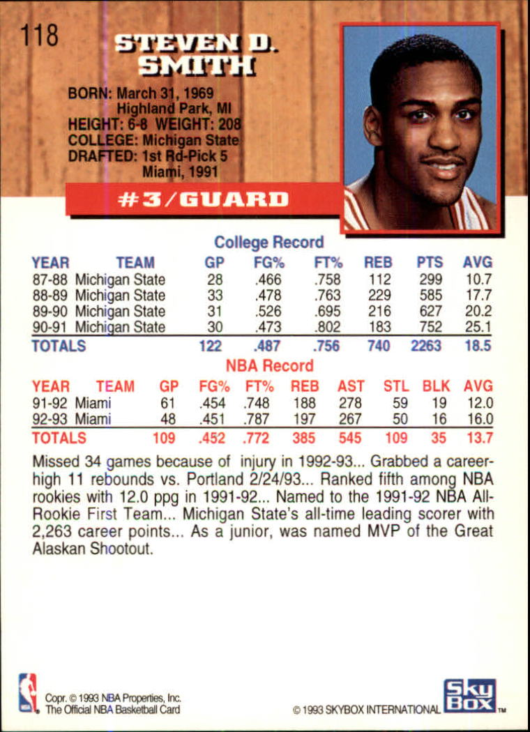 1993-94-Hoops-Fifth-Anniversary-Gold-Basketball-Cards-1-249-Pick-From-List thumbnail 159
