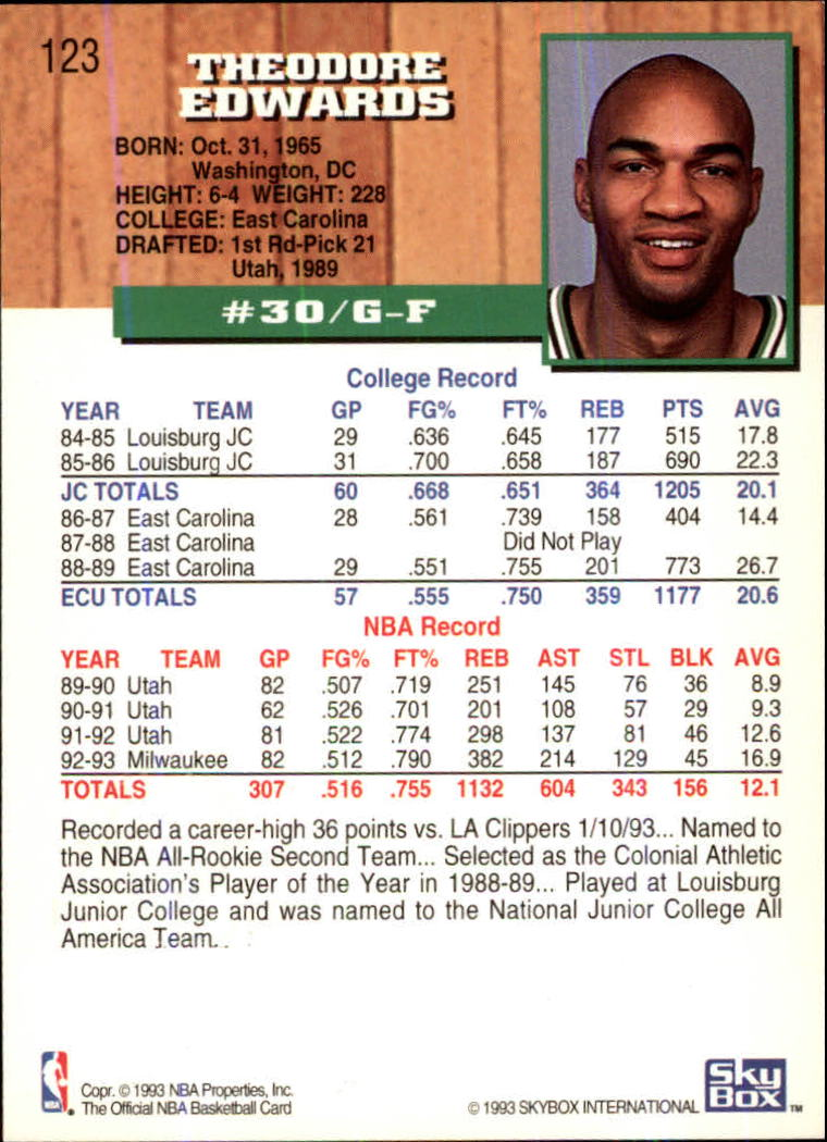 1993-94-Hoops-Fifth-Anniversary-Gold-Basketball-Cards-1-249-Pick-From-List thumbnail 167