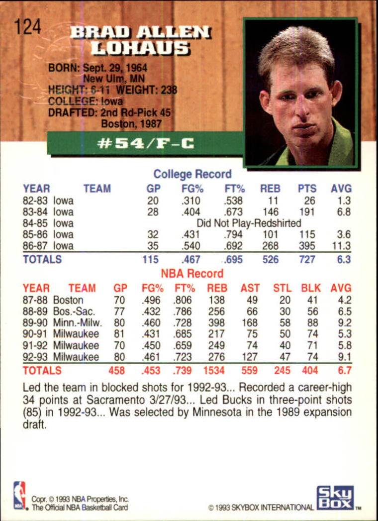 1993-94-Hoops-Fifth-Anniversary-Gold-Basketball-Cards-1-249-Pick-From-List thumbnail 169