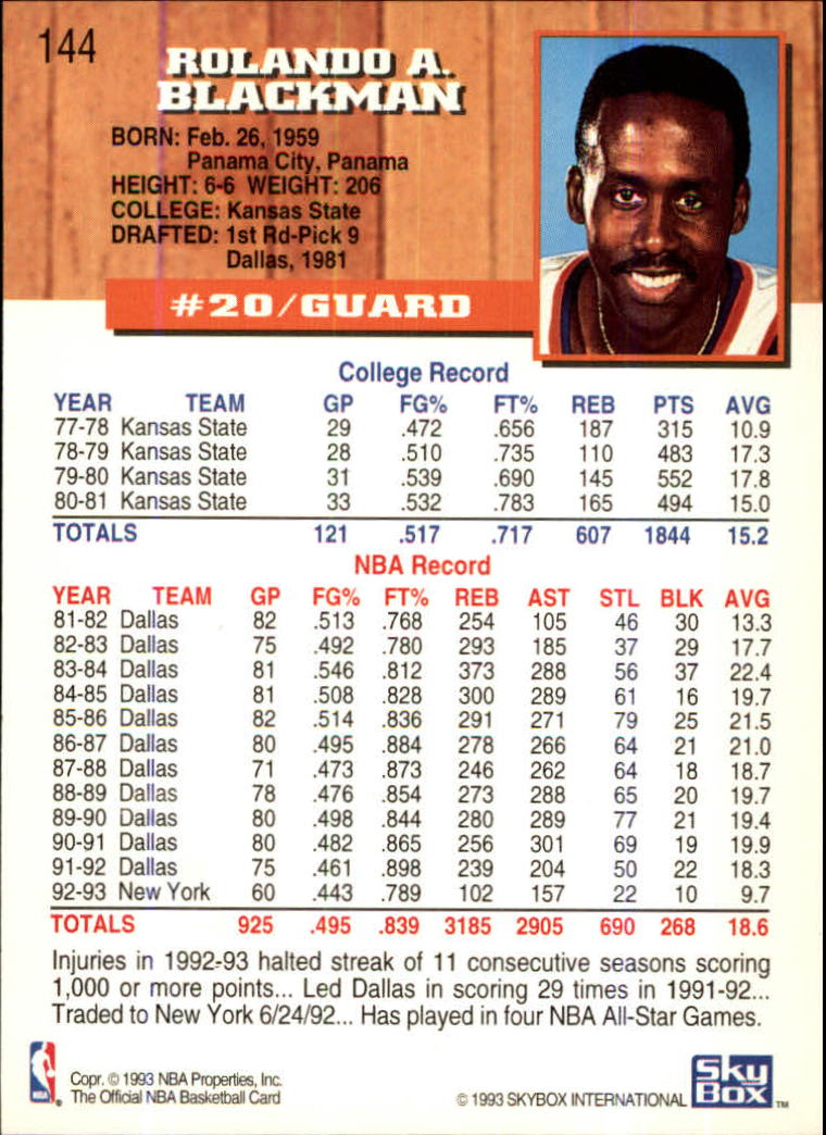1993-94-Hoops-Fifth-Anniversary-Gold-Basketball-Cards-1-249-Pick-From-List thumbnail 189