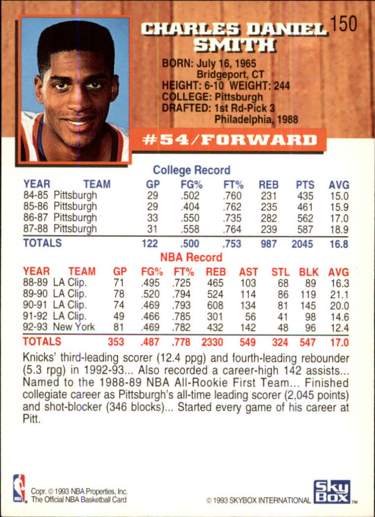 1993-94-Hoops-Fifth-Anniversary-Gold-Basketball-Cards-1-249-Pick-From-List thumbnail 197