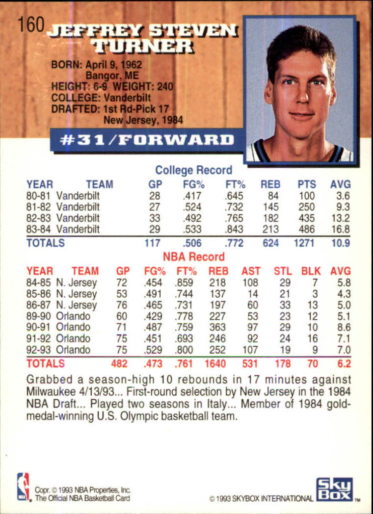 1993-94-Hoops-Fifth-Anniversary-Gold-Basketball-Cards-1-249-Pick-From-List thumbnail 213