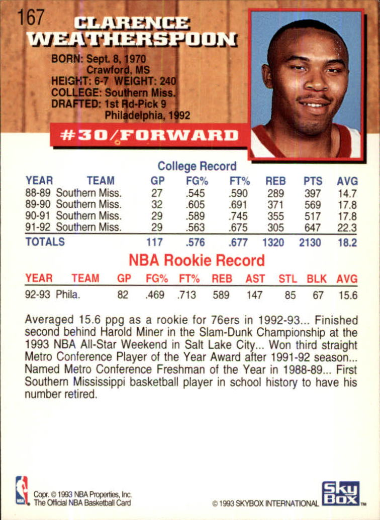 1993-94-Hoops-Fifth-Anniversary-Gold-Basketball-Cards-1-249-Pick-From-List thumbnail 221