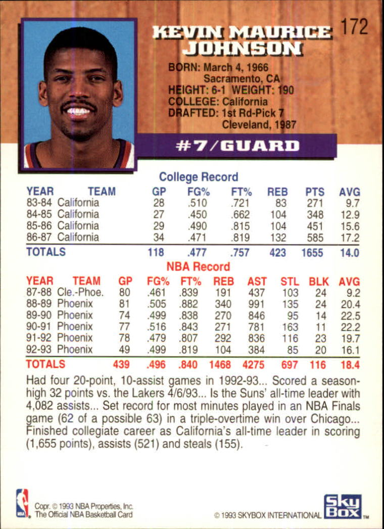 1993-94-Hoops-Fifth-Anniversary-Gold-Basketball-Cards-1-249-Pick-From-List thumbnail 227