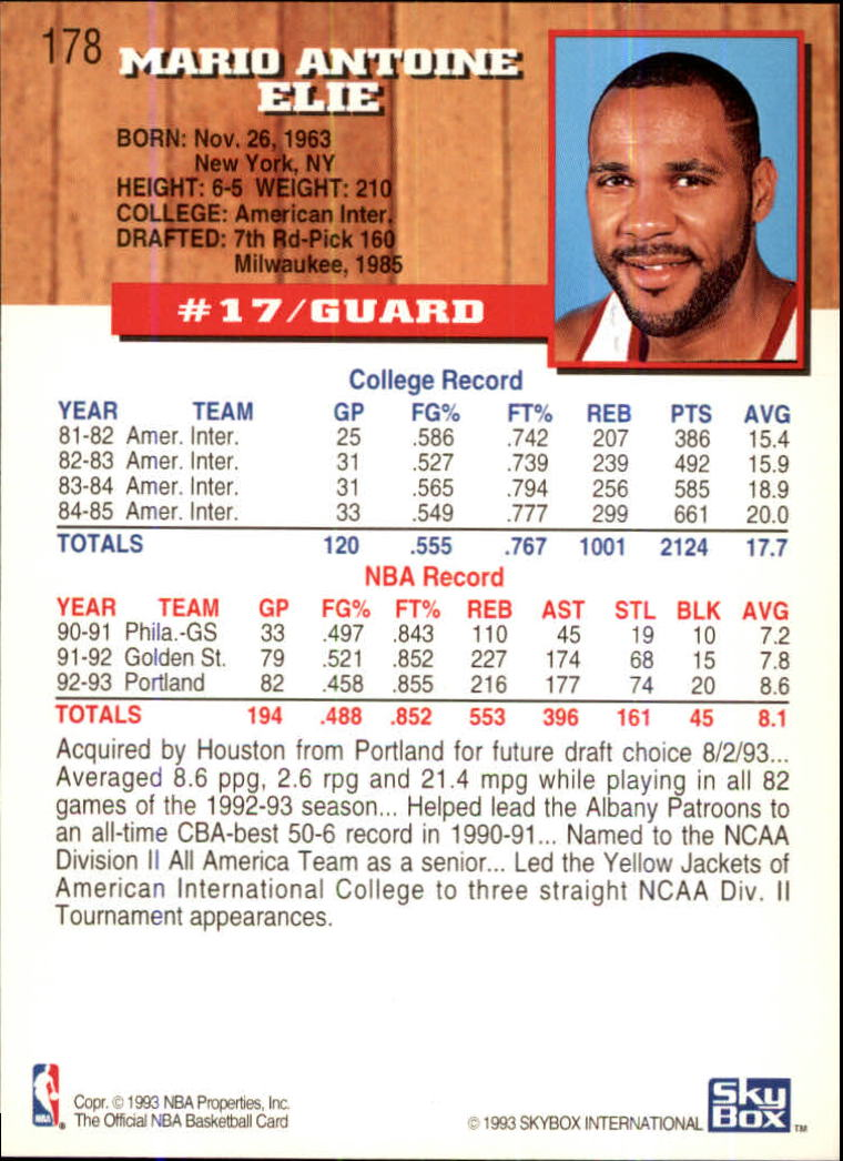 1993-94-Hoops-Fifth-Anniversary-Gold-Basketball-Cards-1-249-Pick-From-List thumbnail 239