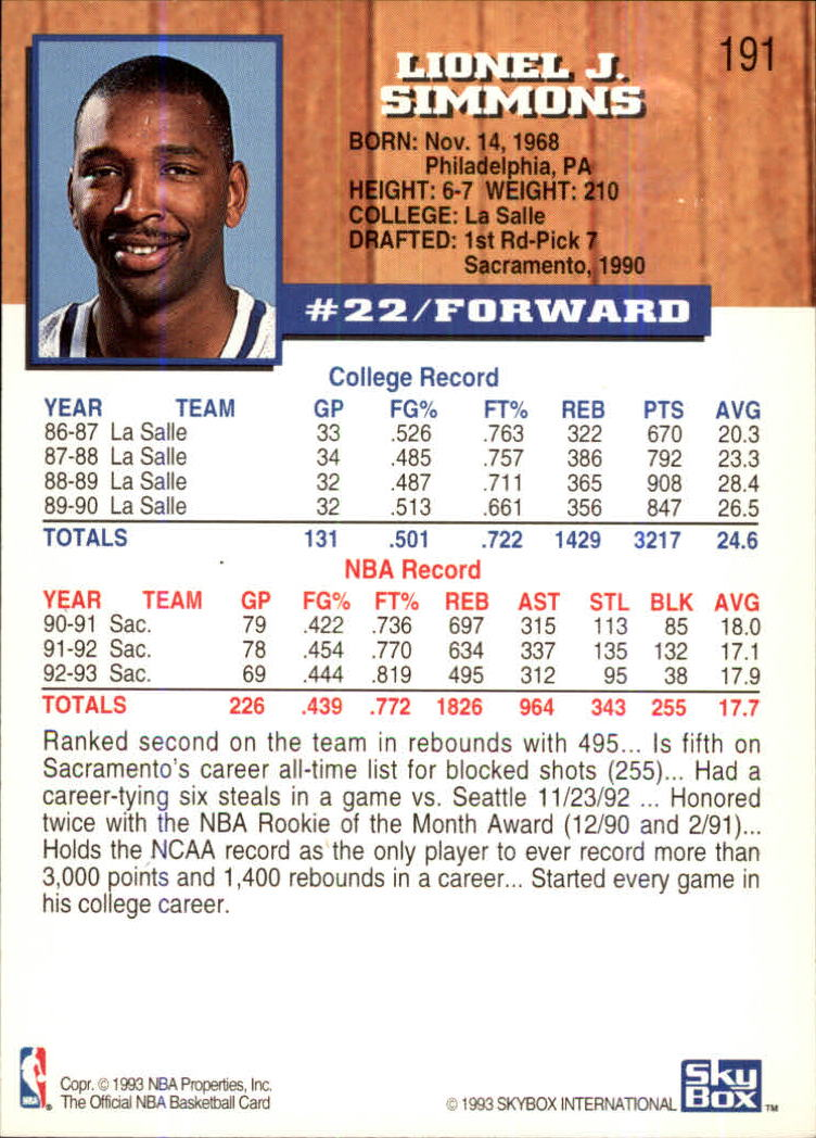 1993-94-Hoops-Fifth-Anniversary-Gold-Basketball-Cards-1-249-Pick-From-List thumbnail 253