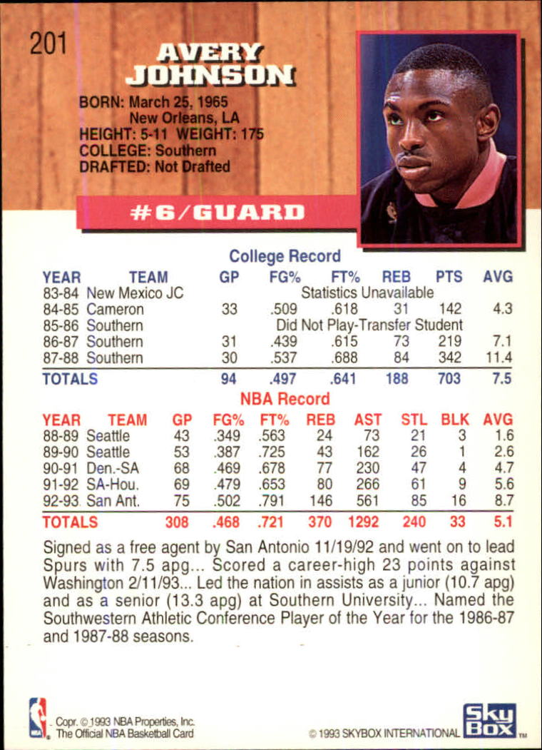 1993-94-Hoops-Fifth-Anniversary-Gold-Basketball-Cards-1-249-Pick-From-List thumbnail 261