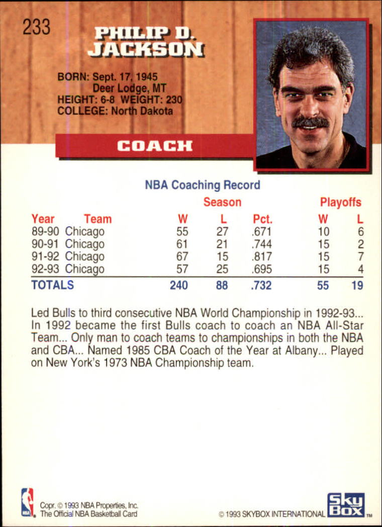 1993-94-Hoops-Fifth-Anniversary-Gold-Basketball-Cards-1-249-Pick-From-List thumbnail 303