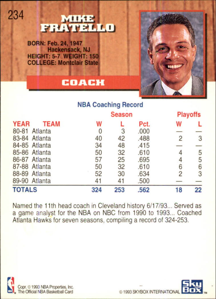 1993-94-Hoops-Fifth-Anniversary-Gold-Basketball-Cards-1-249-Pick-From-List thumbnail 305