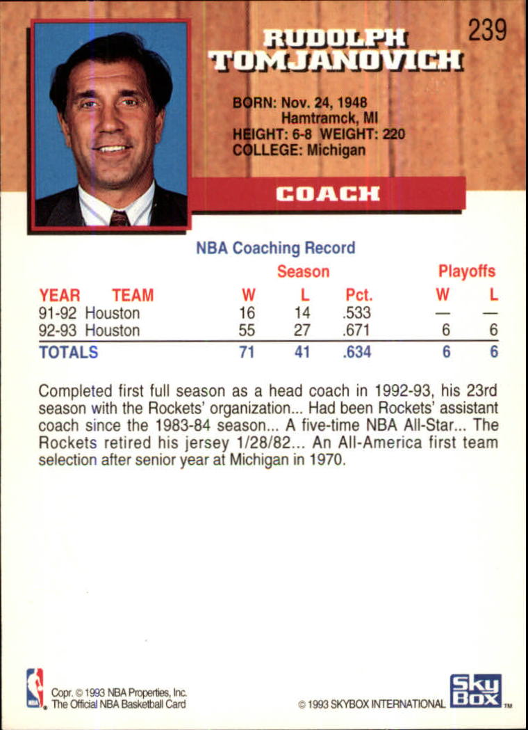 1993-94-Hoops-Fifth-Anniversary-Gold-Basketball-Cards-1-249-Pick-From-List thumbnail 311