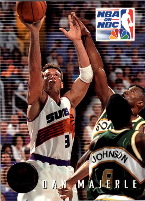 1993-94 SkyBox Premium #15 Dan Majerle PO