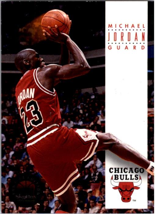 1993-94 SkyBox Premium #45 Michael Jordan