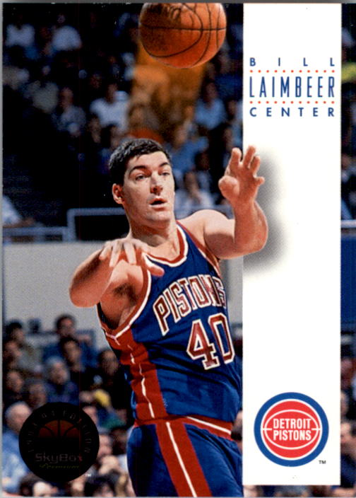 1993-94 SkyBox Premium #67 Bill Laimbeer