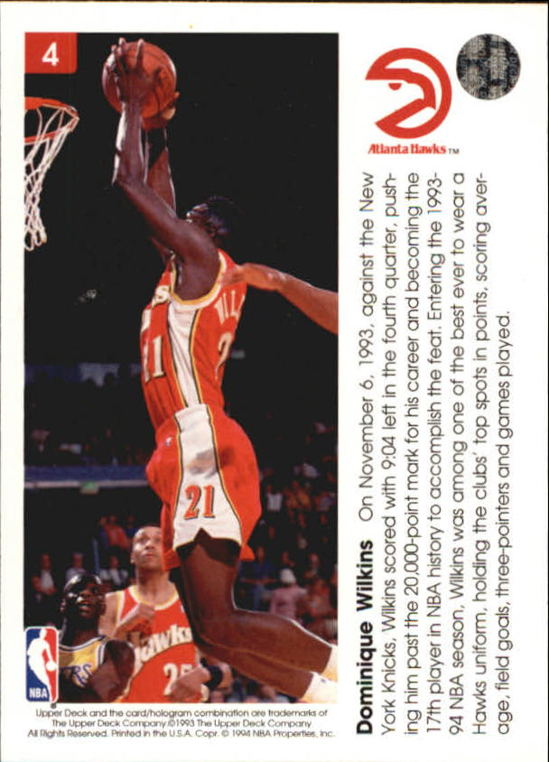 1993-94-Upper-Deck-Pro-View-Basketball-Cards-Pick-From-List thumbnail 9