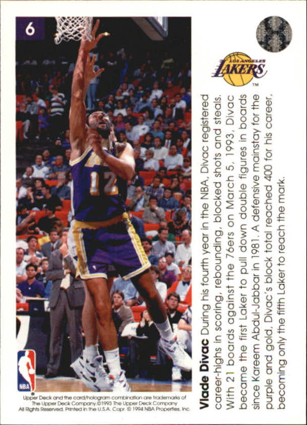 1993-94-Upper-Deck-Pro-View-Basketball-Cards-Pick-From-List thumbnail 13