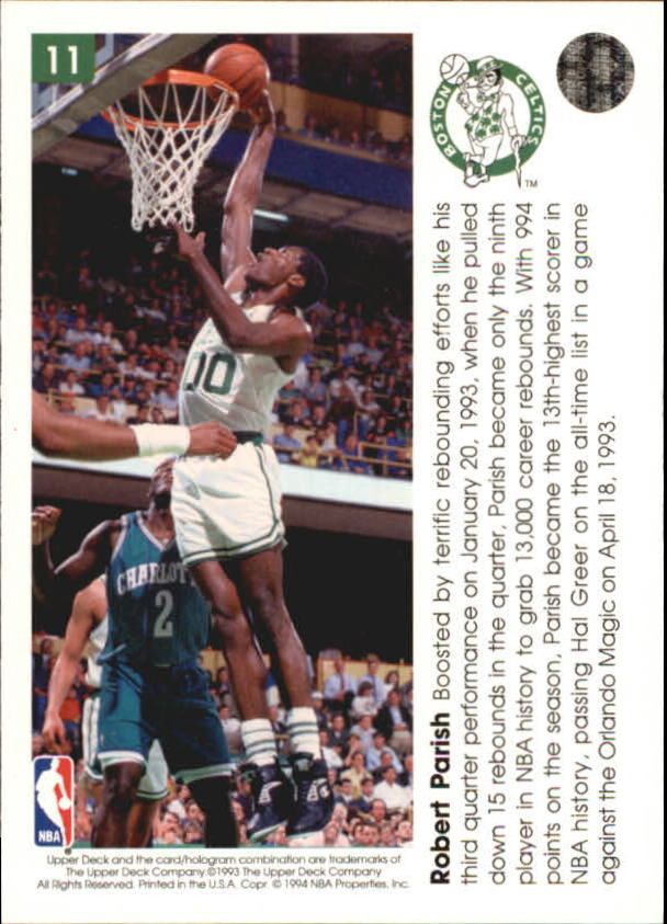 1993-94-Upper-Deck-Pro-View-Basketball-Cards-Pick-From-List thumbnail 23