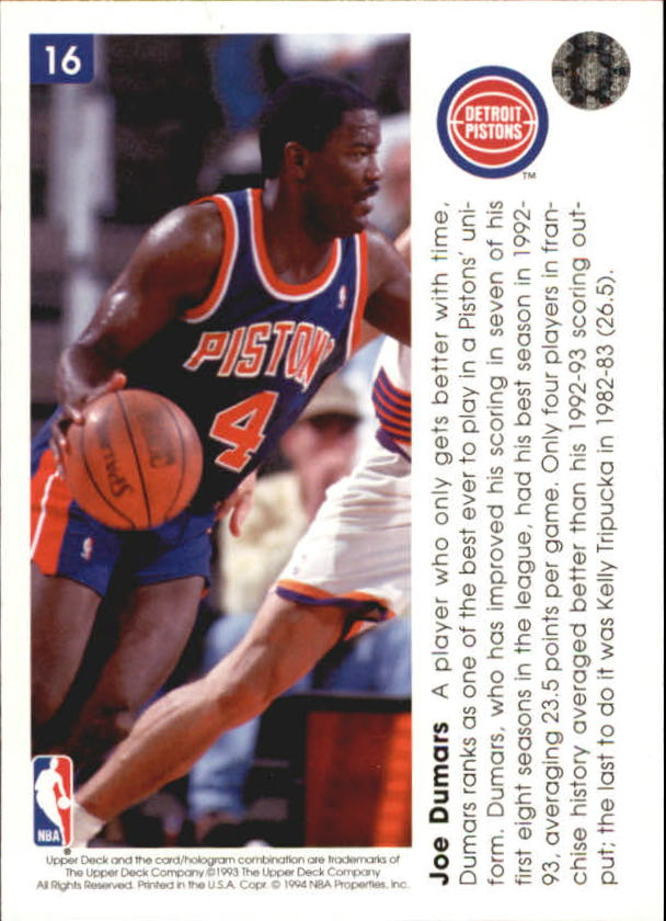 1993-94-Upper-Deck-Pro-View-Basketball-Cards-Pick-From-List thumbnail 31