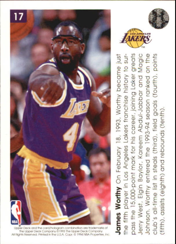 1993-94-Upper-Deck-Pro-View-Basketball-Cards-Pick-From-List thumbnail 33