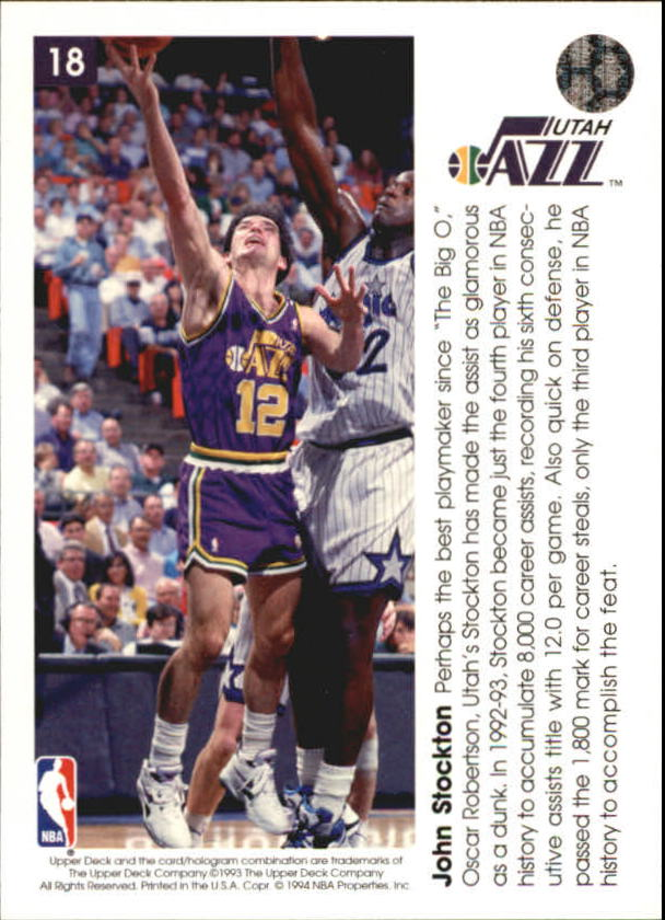 1993-94-Upper-Deck-Pro-View-Basketball-Cards-Pick-From-List thumbnail 35