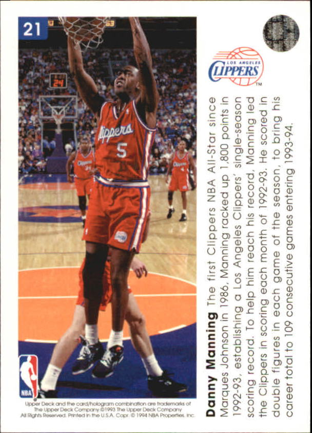 1993-94-Upper-Deck-Pro-View-Basketball-Cards-Pick-From-List thumbnail 39