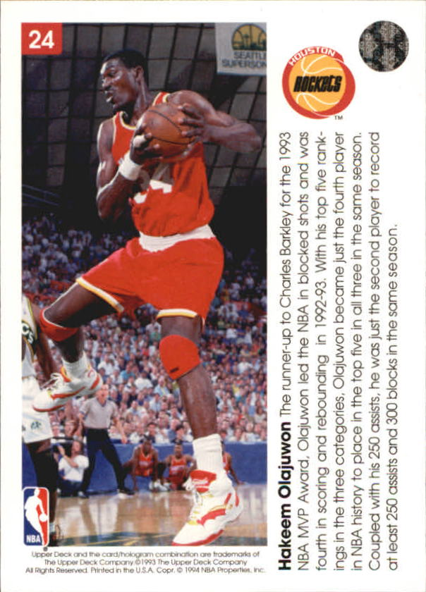 1993-94-Upper-Deck-Pro-View-Basketball-Cards-Pick-From-List thumbnail 43