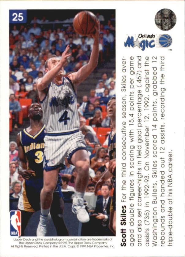 1993-94-Upper-Deck-Pro-View-Basketball-Cards-Pick-From-List thumbnail 45