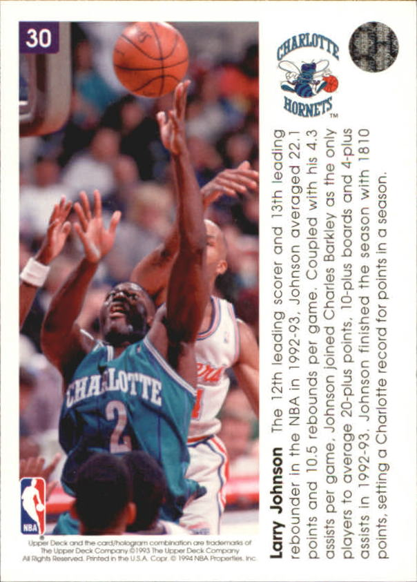 1993-94-Upper-Deck-Pro-View-Basketball-Cards-Pick-From-List thumbnail 53