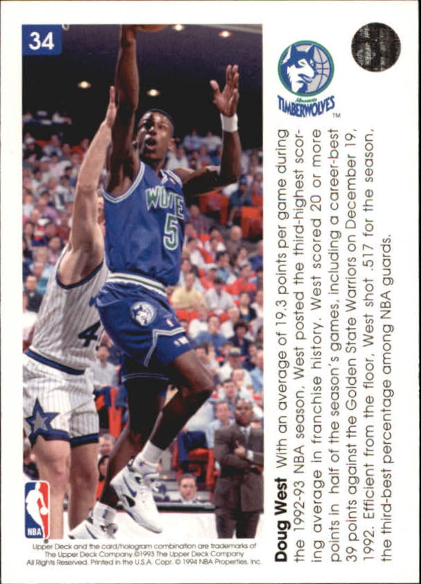 1993-94-Upper-Deck-Pro-View-Basketball-Cards-Pick-From-List thumbnail 57