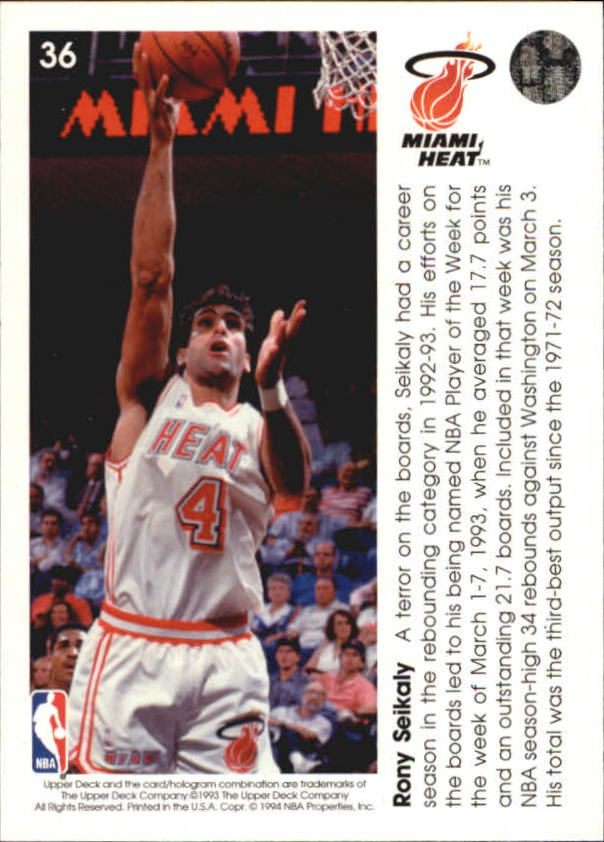 1993-94-Upper-Deck-Pro-View-Basketball-Cards-Pick-From-List thumbnail 61