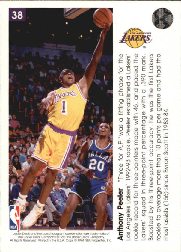 1993-94-Upper-Deck-Pro-View-Basketball-Cards-Pick-From-List thumbnail 63