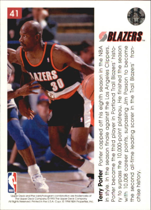 1993-94-Upper-Deck-Pro-View-Basketball-Cards-Pick-From-List thumbnail 67