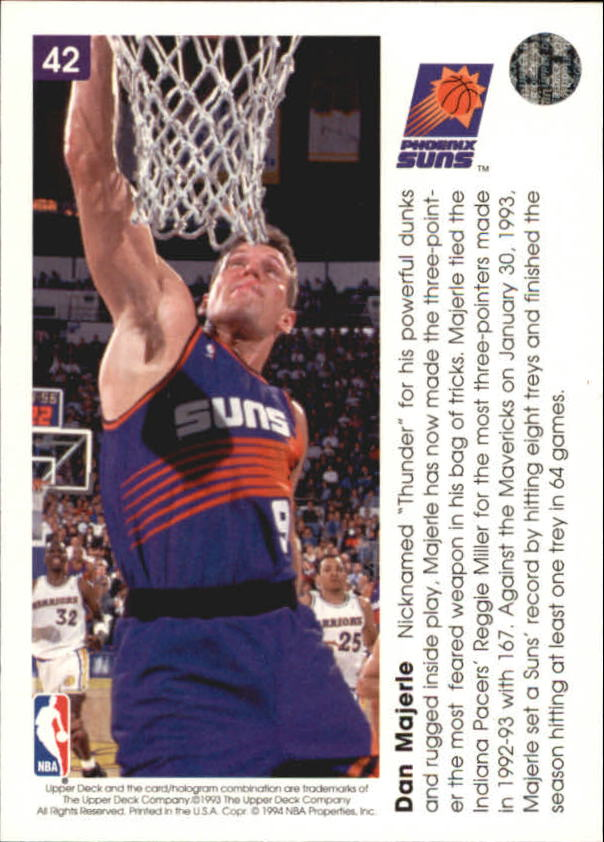 1993-94-Upper-Deck-Pro-View-Basketball-Cards-Pick-From-List thumbnail 69