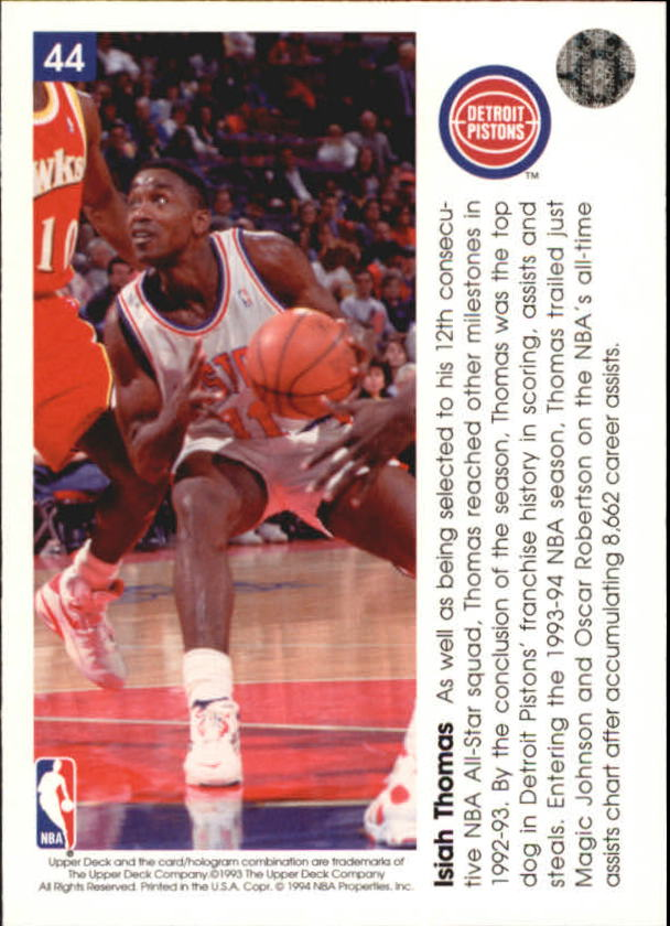1993-94-Upper-Deck-Pro-View-Basketball-Cards-Pick-From-List thumbnail 71