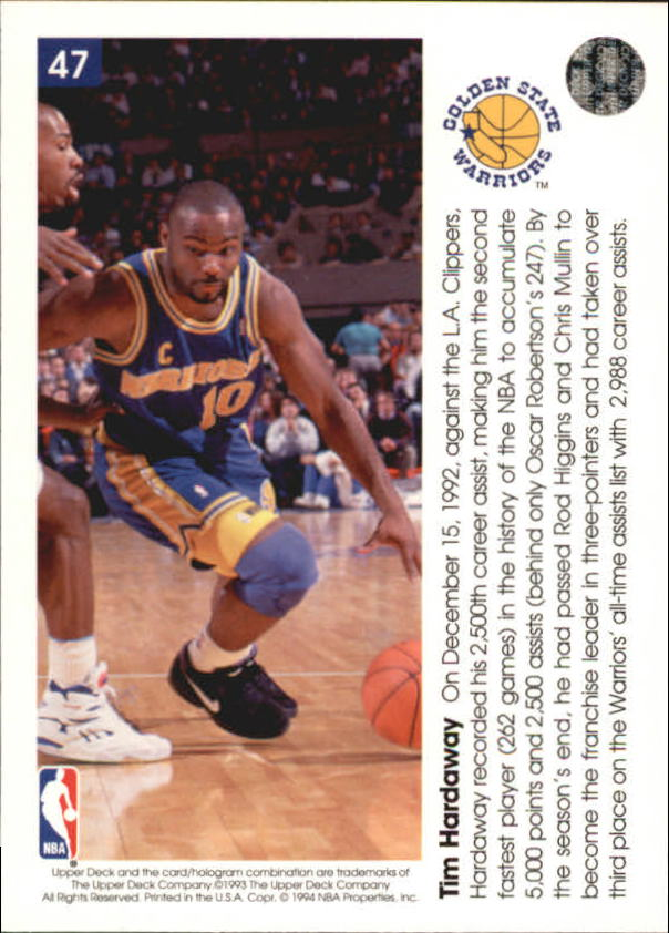 1993-94-Upper-Deck-Pro-View-Basketball-Cards-Pick-From-List thumbnail 77