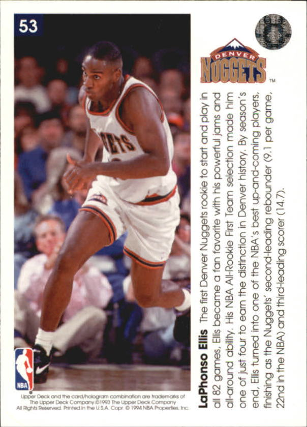 1993-94-Upper-Deck-Pro-View-Basketball-Cards-Pick-From-List thumbnail 89